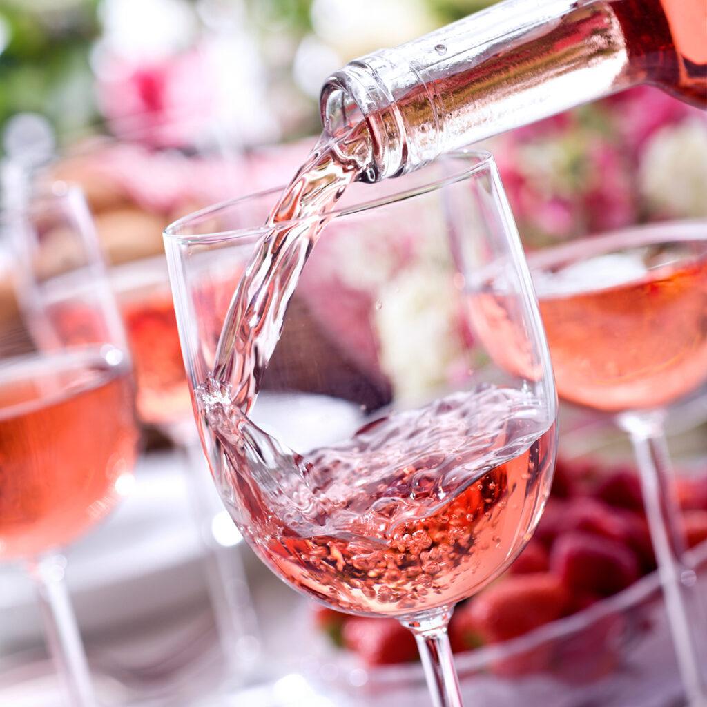 Dia del vino rosado